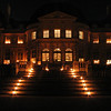 Vaux le Vicomte by candlelight