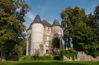 Castle at Vernon