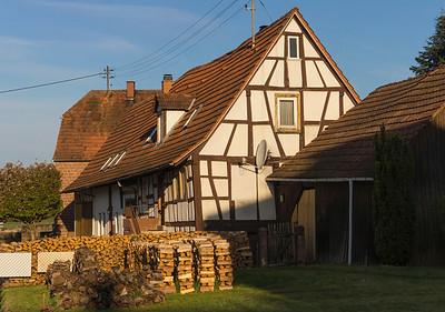 Obersteinbach in the Vogesen