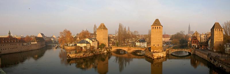Strasbourg in December