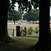 A view of part of the War Cemetery at Delville Wood.
