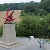 "<div style=""text-align: left;"">Mametz Wood was the objective of the 38th (Welsh) Division during the First Battle of the Somme , between 7th and 12th July 1916. By the 12th July the wood was effectively cleared of the enemy, but the Welsh Division had lost about 4,000 men killed or wounded. <br><br> The sculptor David Peterson designed and created the Dragon that stands and faces the woods.  On the 11th July 1987, the Memorial was dedicated to the fallen and injured.</div>"