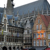 A corner of the city square, Ypres