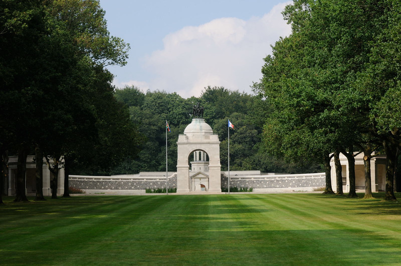"<div style=""text-align: left;"">Delville Wood was sometimes known as Devil's Wood, and the fighting there during the battle of the Somme was particularly ferocious. The majority of the wood was eventually taken by South African soldiers on the 15th of July 1916, and they held on grimly during numerous German counterattacks for six days, until they were relieved. Haig in his diary recorded on the 15th of July 1916 ""Enemy counterattacked wood in force from north and northeast at 2.45 p.m. and was repulsed"". <br><br> After the War, South Africa purchased the site in 1920, and it serves as a memorial to those of that nation who fell, not just here but elsewhere.</div>"