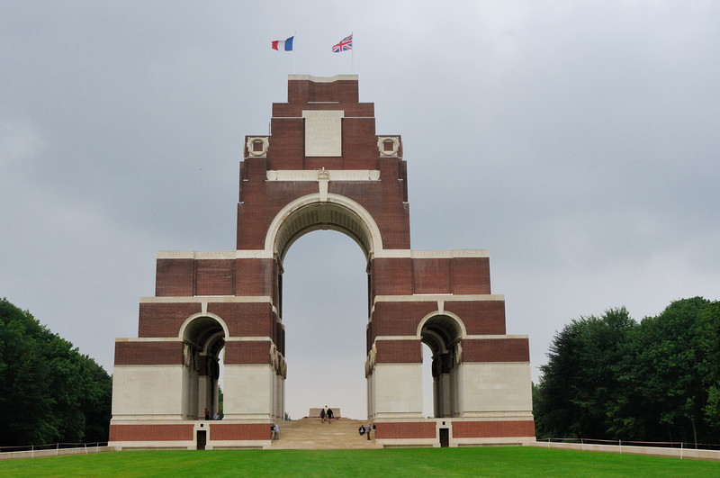 "<div style=""text-align: left;"">The Thiepval Memorial to the Missing of the Somme battlefields, designed by Sir Edwin Lutyens, bears the names of 72,194 officers and men of the United Kingdom and South African forces. These men died in the Somme battle sector before 20th March 1918 and have no known grave. Over 90 percent of those commemorated on the Thiepval Memorial died in the 1916 Battles of the Somme between July and November 1916.</div>"