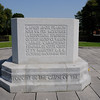 """<div style=""""text-align: left;"""">This Canadian Battlefield Memorial marks the site of Crest Farm, where Canadian soldiers encountered some of the fiercest resistance they were to meet during the war. A large block of Canadian granite is set in a grove of maple trees and is encircled with a low hedge of holly.</div>"""
