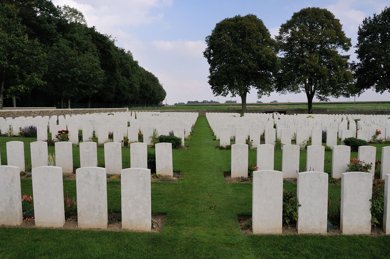 Delville Wood War Cemetery