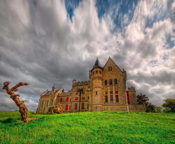 Château d'Abbadia @ Hendaye (France)