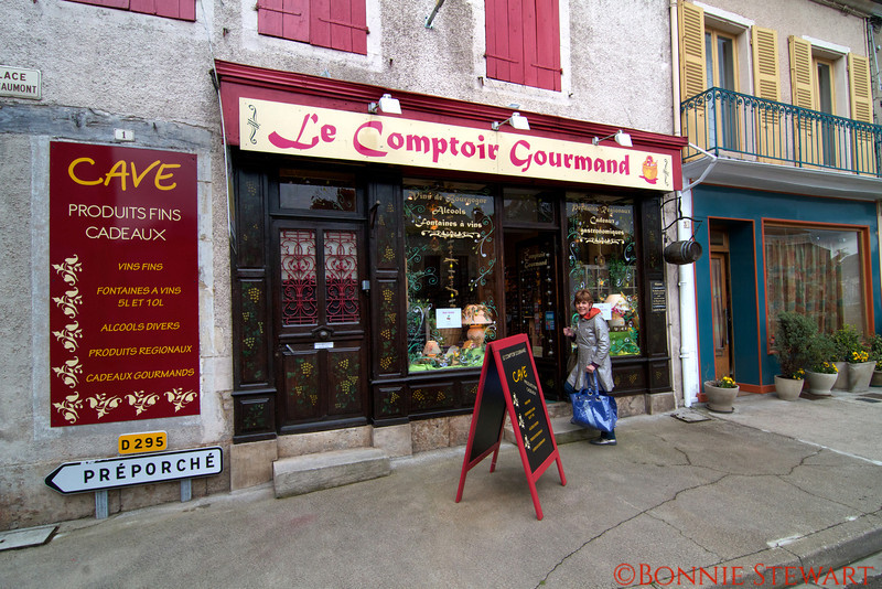 French specialty shop