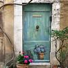 Feline Door.<br /> Valbonne.