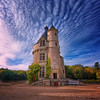 Boutique of Chenonceau Castle (France)