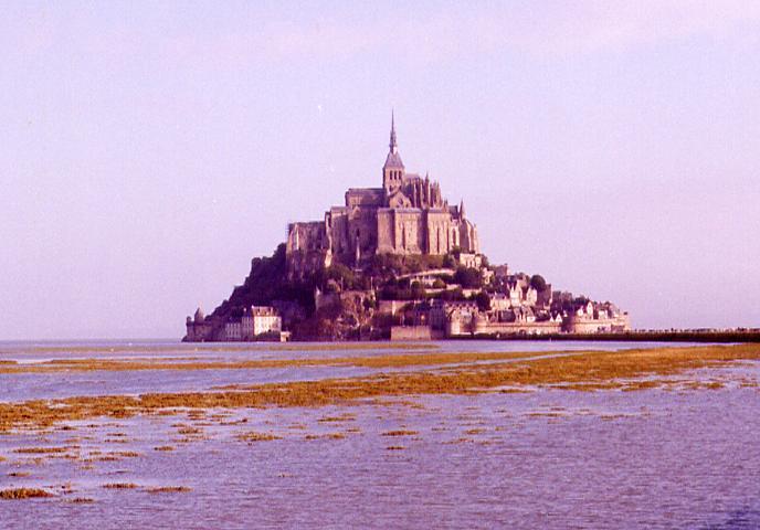 Mont St. Michel, 1998