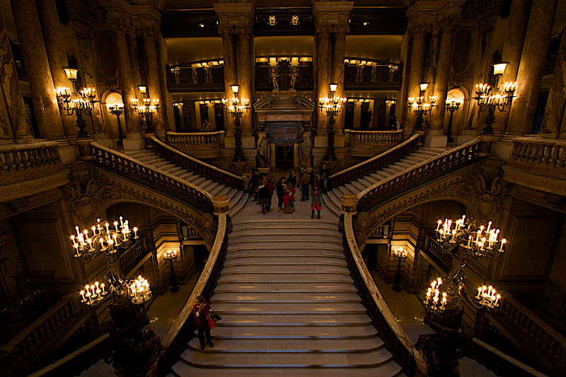 Opera House, Paris
