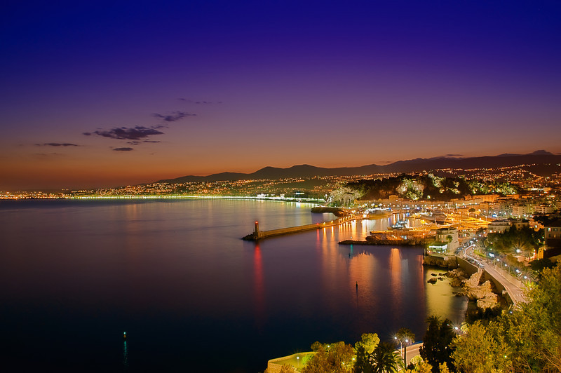 Nice Harbour (French Riviera)