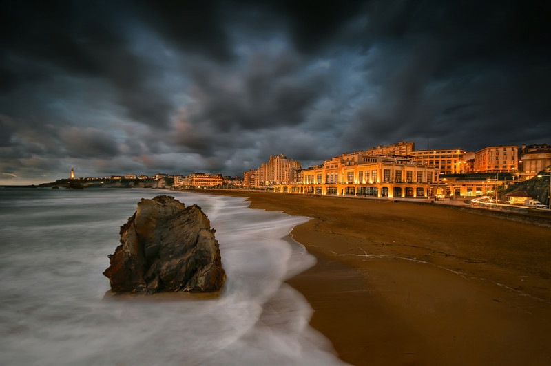 La Grande Plage @ Biarritz (France)