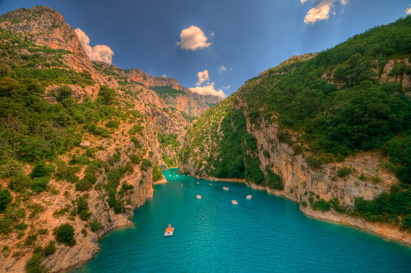 Les Gorges du Verdon (French Riviera)