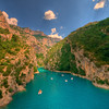 Les Gorges du Verdon (French Riviera)