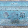 Infrantry Plaque, Omaha Beach, Normandy France