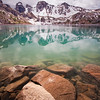 <b>Allos Lake (France)</b> <i>Canon EOS 5D Mark II + Canon EF 17-40mm f/4L USM</i>