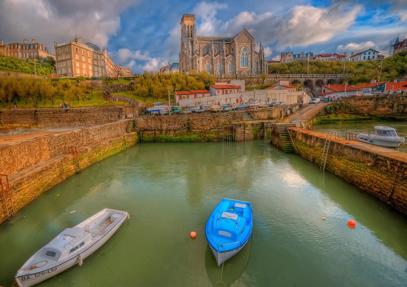Le Port des Pêcheurs @ Biarritz (France)