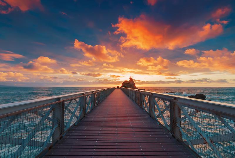 Le Rocher de la Vierge @ Biarritz #2 (France)