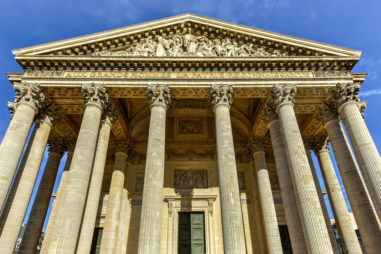 Pantheon - Paris, France