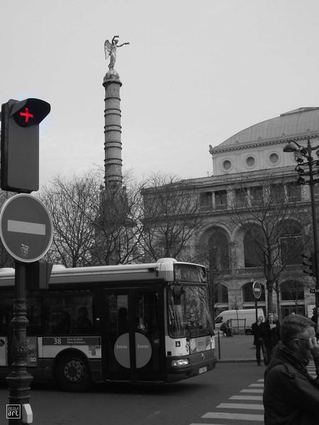 Paris | Le Châtelet