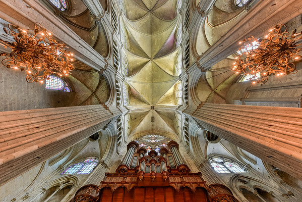 Bourges Cathedral - France