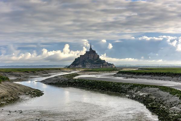 Mont Saint-Michel - France