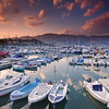 <b>St Jean Cap Ferrat Harbour (French Riviera)</b> <i>Canon EOS 5D Mark II + Canon EF 17-40mm f/4L USM</i>