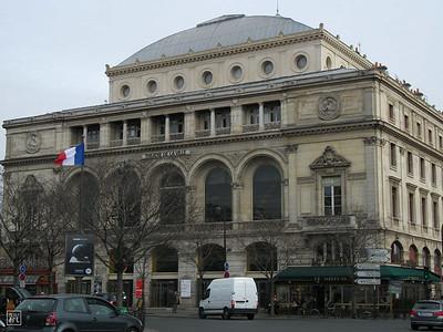 Paris   Le Châtelet