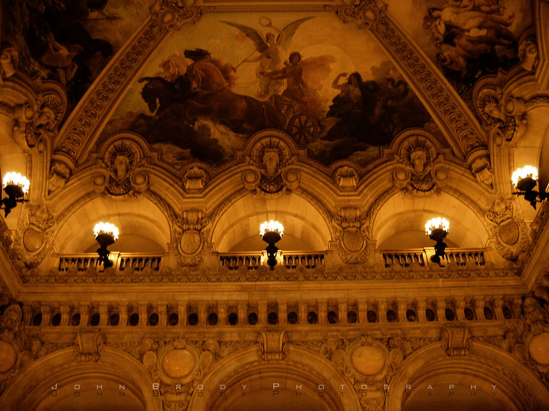 Paris Opera House Ceiling Mural- JohnBrody.com