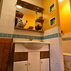 Loft apartment bathroom in Carol's French country home
