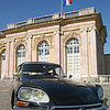 Citroen DS at the Palace of Versailles