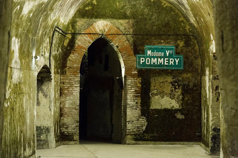 Pommery Winery