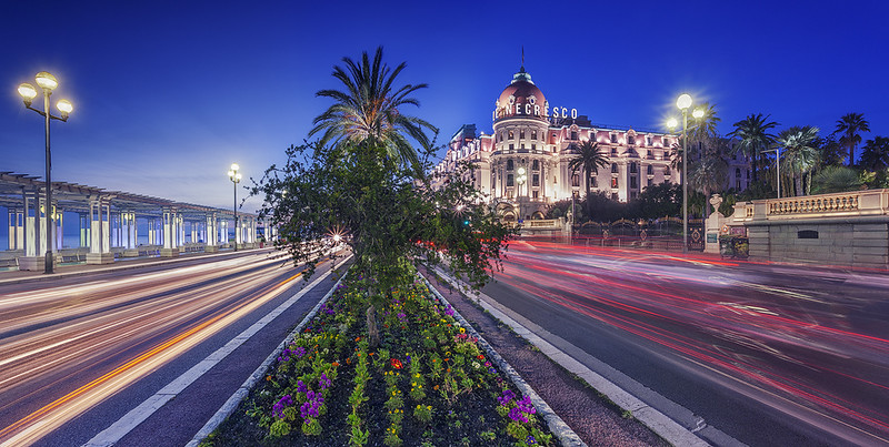 Le Negresco @ Nice (French Riviera)