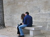 Romance on the Banks of the River Seine - JohnBrody.com