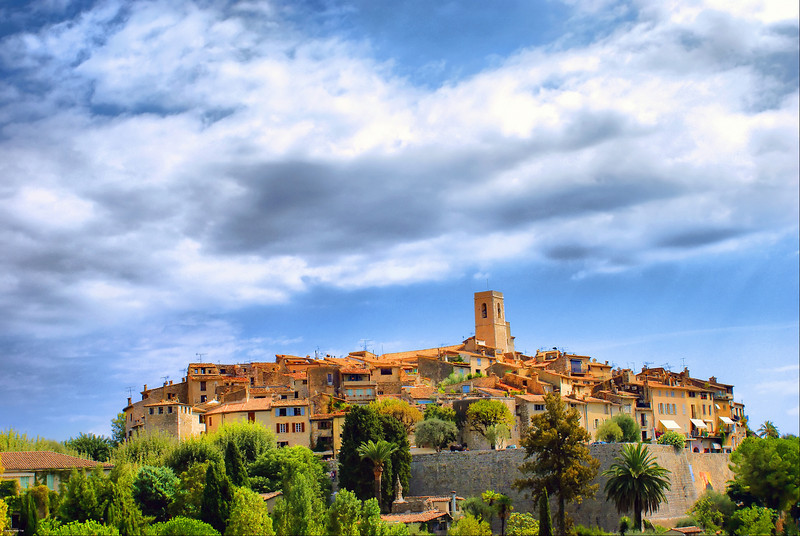 Saint Paul de Vence (Alpes-Maritimes)  (French Riviera)
