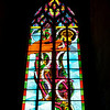 Stained Glass Church in Nevers