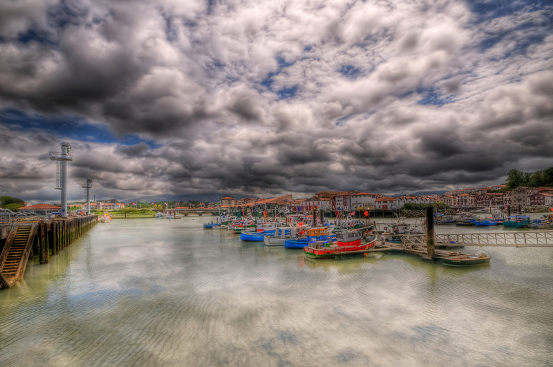 Port de Saint-Jean-de-Luz (France)