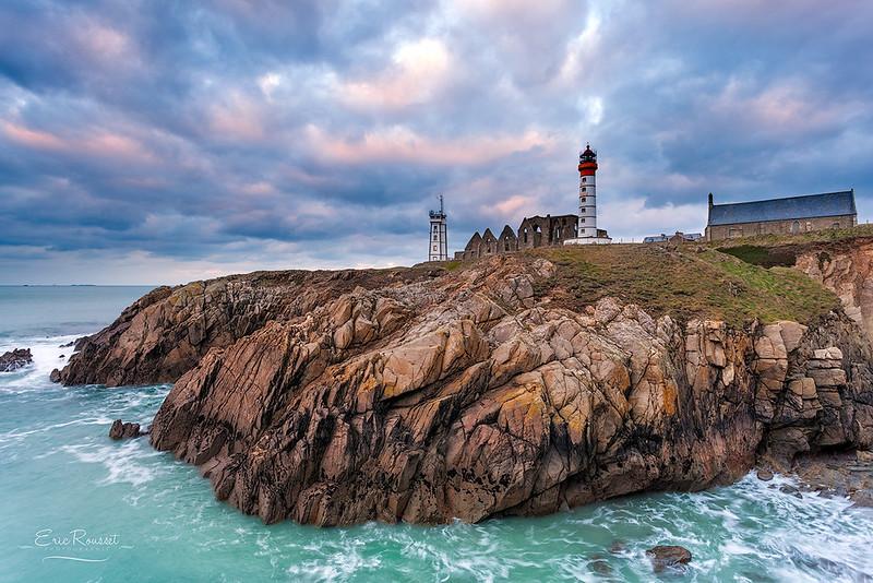 Pointe Saint Mathieu (Bretagne)