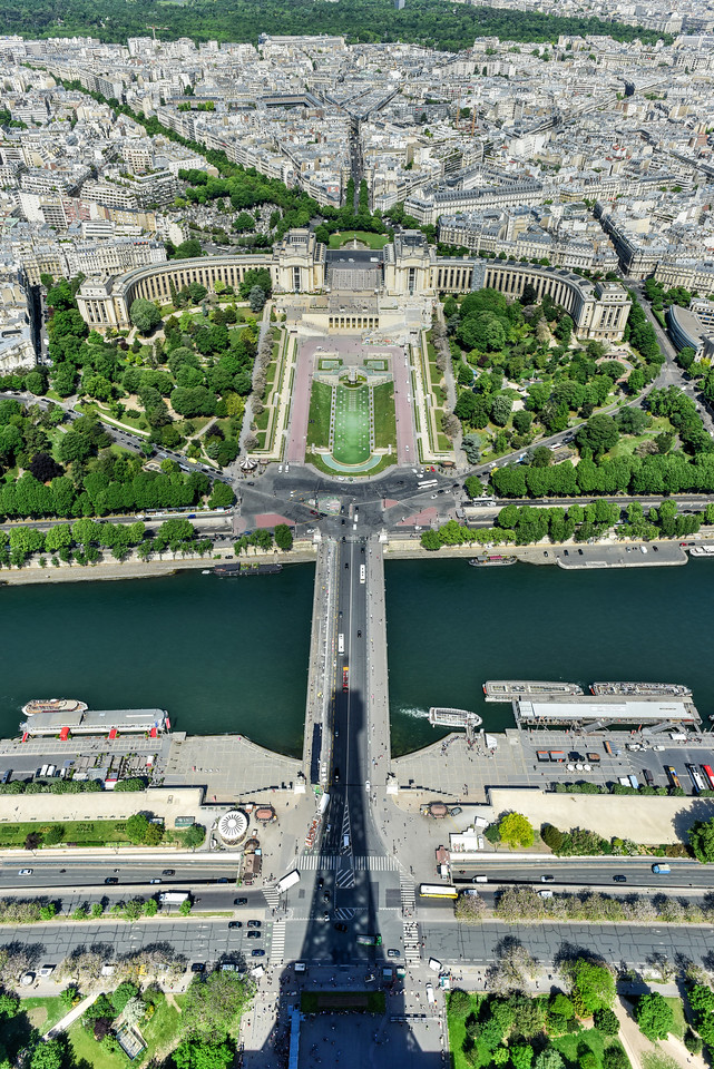 Trocadero - Paris, France