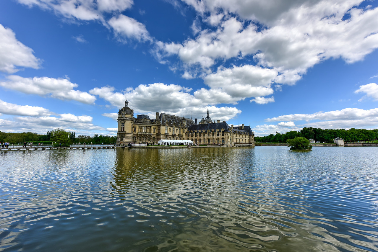 Chateau de Chantilly - France