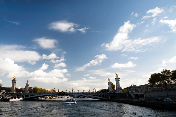 On the River Seine