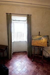 Van Gogh's room.
