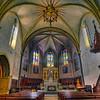 <b>Eglise Saint-Pierre-Saint-Paul #2 @ Roquebrune sur Argens (French Riviera) - HDR</b> <i>Canon EOS 5D Mark II + Canon EF 17-40mm f/4L USM</i>