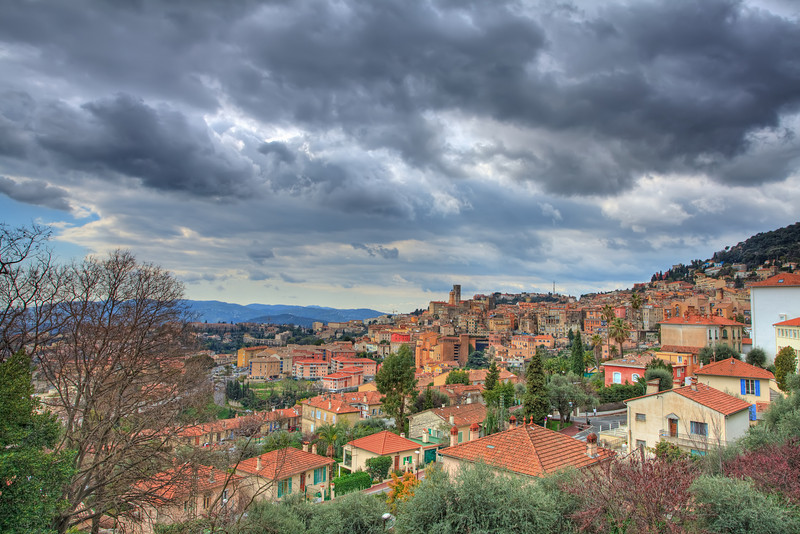 "<b>Grasse ""The World's Perfume Capital"" #3 (French Riviera) - HDR</b> <i>Canon EOS 5D Mark II + Canon EF 17-40mm f/4L USM</i>"