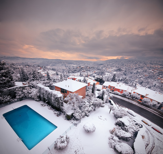 Under the Snow (French Riviera)