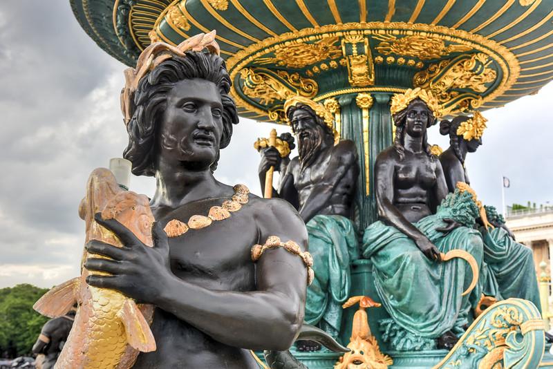 Place de la Concorde - Paris, France