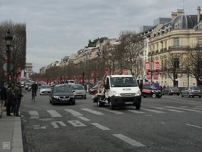 Paris | Les Champs Elysées